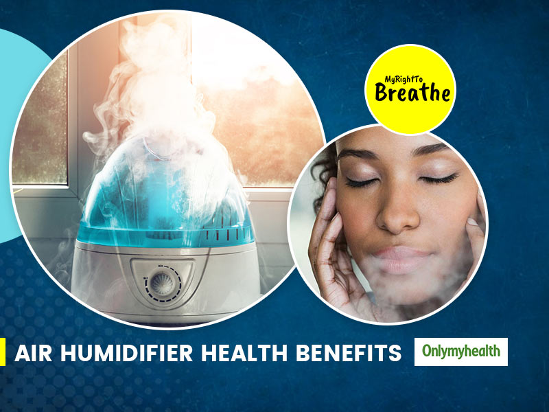 Health Benefits Of Using An Air Humidifier: How It Helps In Combating Indoor Air Pollution?