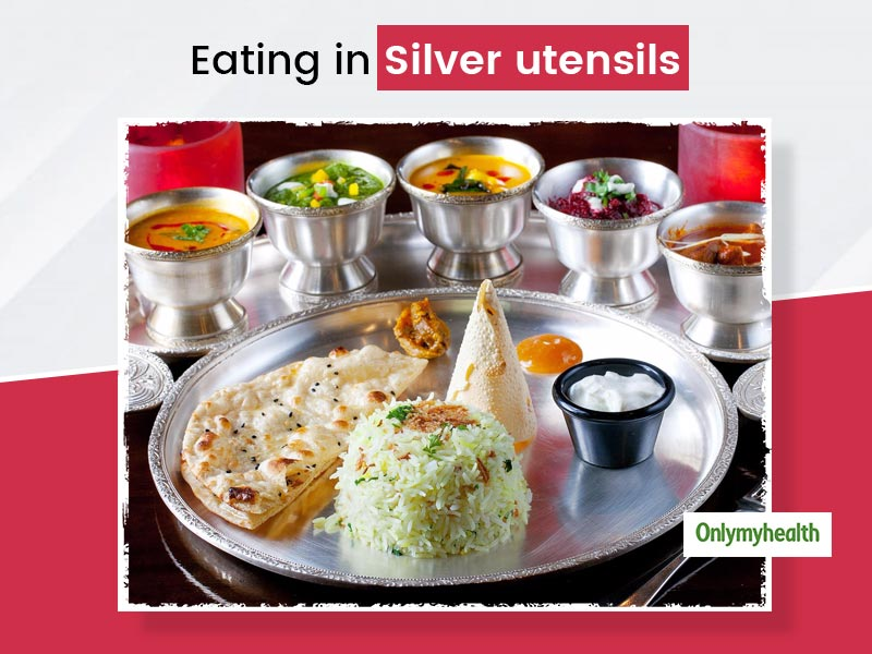 Here Are 5 Health Benefits Of Eating Food In Silverware