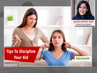 Parenting Expert Give Some Valuable Tips To Discipline Kids With Love