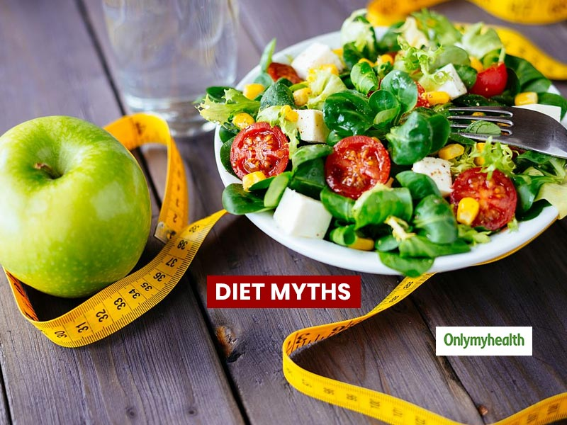 Stop Believing in These 5 Diet Myths to Boost Healthy Weight Loss