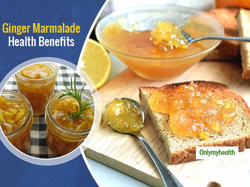 Orange, Lemon And Ginger Marmalade Recipe: Learn About Its Health Benefits