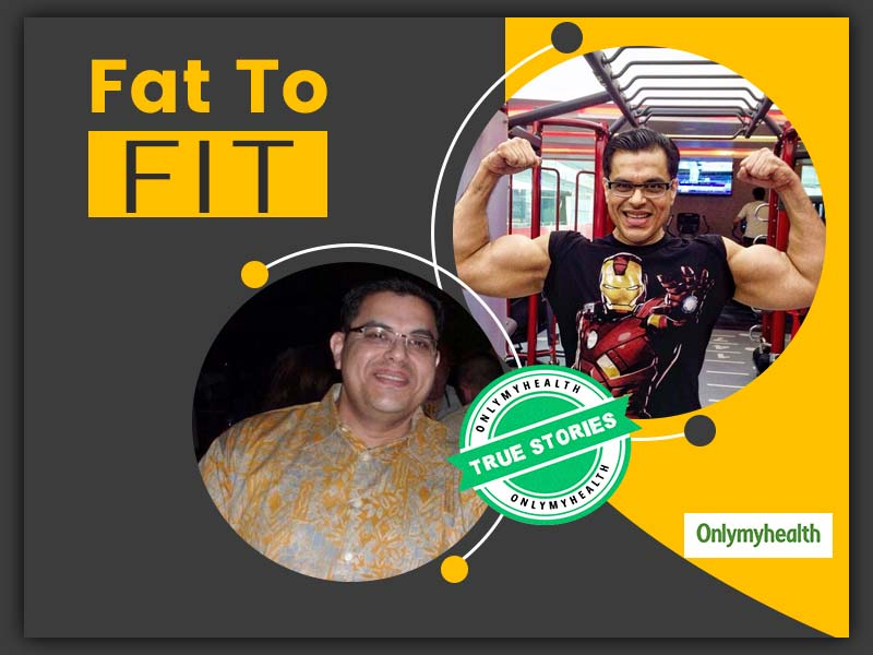 Fat To Fit Transformation: Meet One Of The Fittest Doctors Of India, Dr Ashish Jain