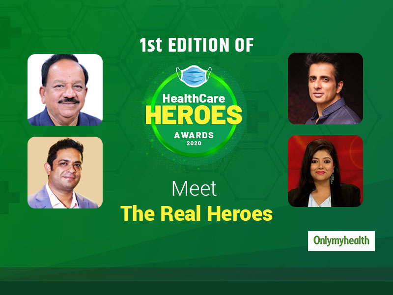 Meet The Winners Of OnlyMyHealth HealthCare Heroes Awards 2020
