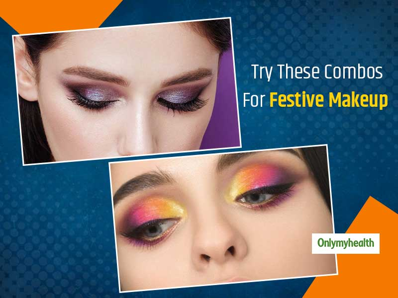 Upgrade Your Festive Makeup Look With These Eyeshadow Combinations