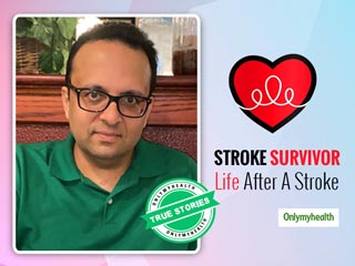 True Story: Meet The Stroke Survivor Sameer Bhide Who Faced This Adversity With Hope