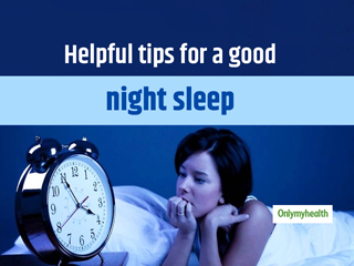 Trouble Sleeping At Night? Learn Some Expert Tips To Get A Good Sleep