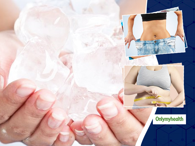 Lose Weight With Ice, Read Out How Ice Therapy Can Make You Fit From Fat