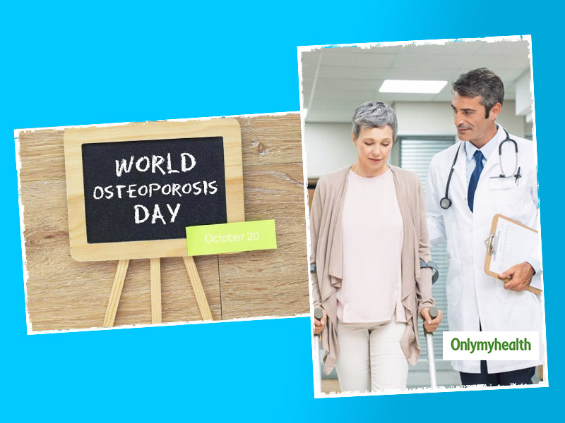 World Osteoporosis Day 2020: How Has Lockdown Increased Osteoporosis Risk Due To Inactivity?