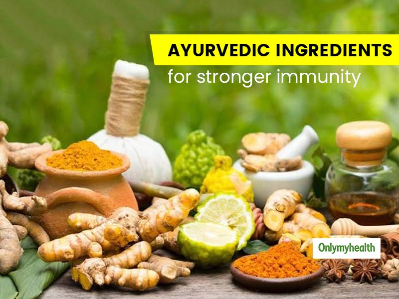 6 Ayurvedic Ingredients That Can Assure A Stronger Immunity