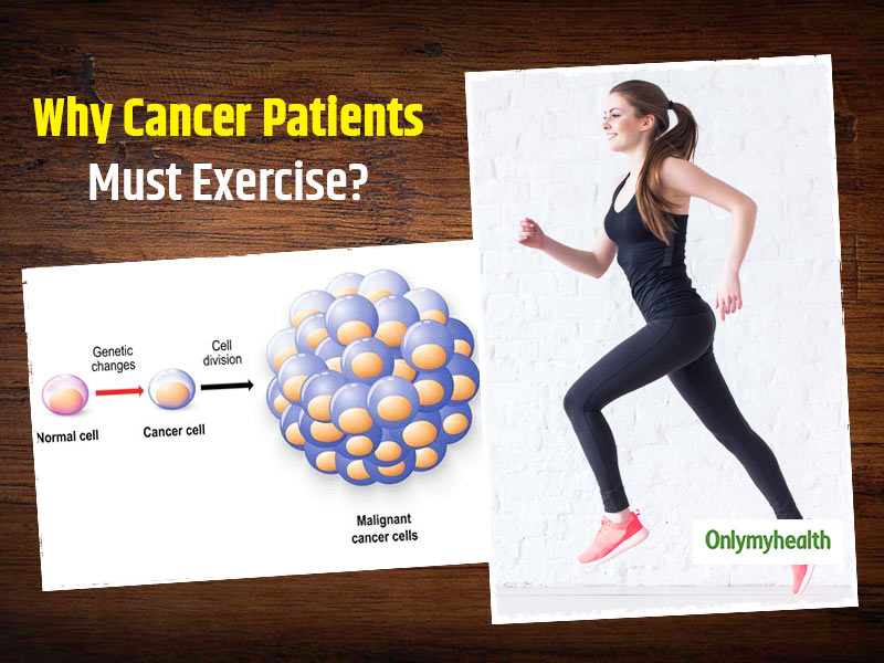 Exercising Regularly Not Only Increases Strength But Also Prevent Cancer Growth: Study
