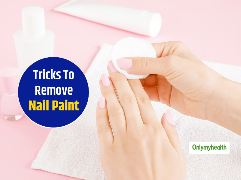 How To Remove Nail Paint Without A Remover? Try These Weird But Worthy Hacks