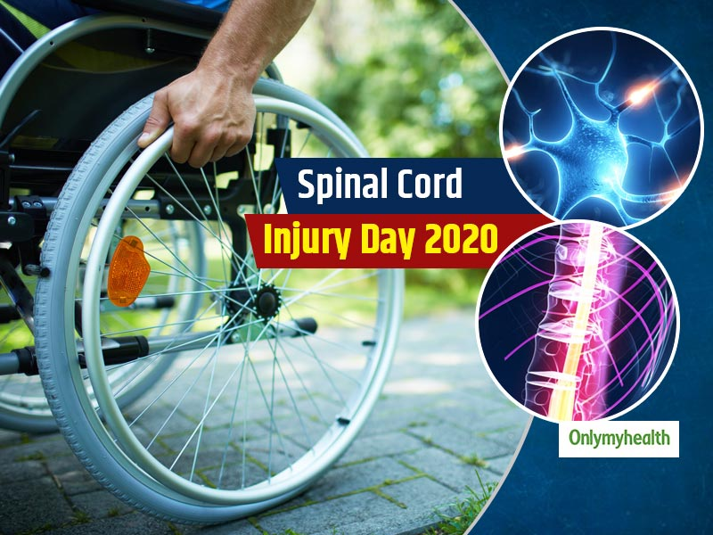 Spinal Cord Injury Day 2020: 4 Easy Ways Of Preventing Spinal Cord Injury