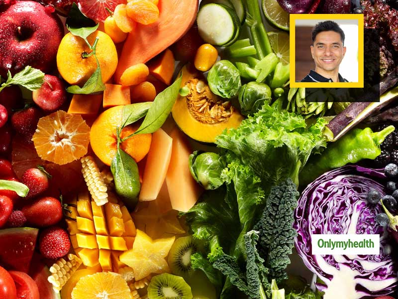 Holistic Lifestyle Coach Luke Coutinho Explains The Importance Of A Rainbow Diet