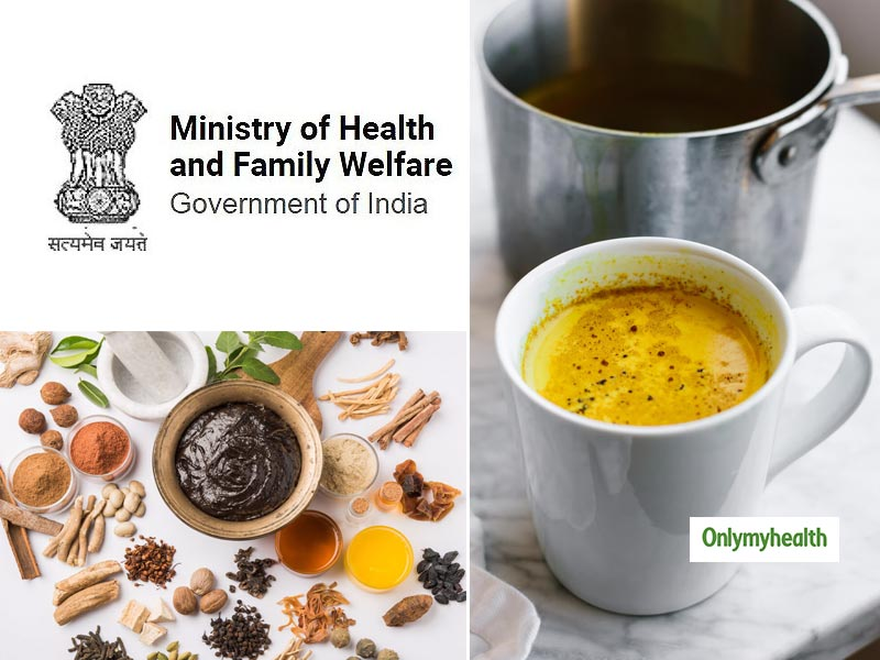 Health Ministry: Chyawanprash, Turmeric Milk Believed To Be Effective In Post Recovery Period