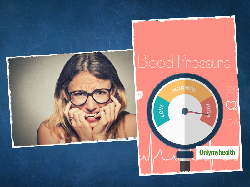 Can High Blood Pressure Cause You To Feel Anxious?