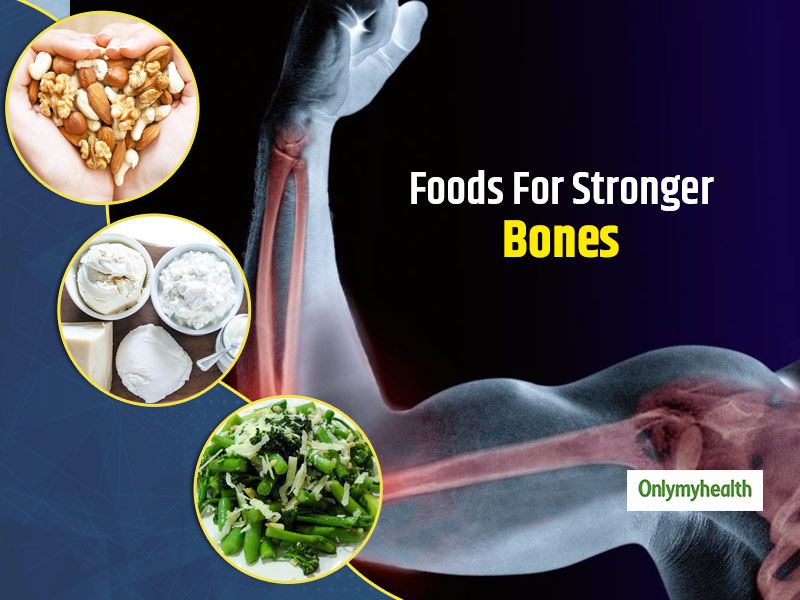 Not Just Milk But These Foods Are Also Essential For Stronger Bones and Joints