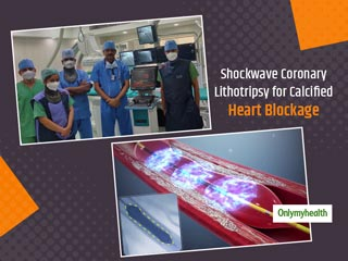 True Story: 69-Year-Old Patient With Calcified Heart Blockage Saved With Shockwave Coronary Lithotripsy