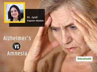 World Alzheimer's Day 2020: Know The Difference Between Alzheimer's and Amnesia