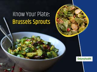Know Your Plate: Try This Healthier Alternative To Eat Brussels Sprouts