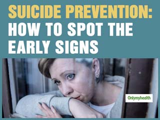 How To Detect The Early Signs Of Suicidal Thoughts? Explains This Clinical Psychologist