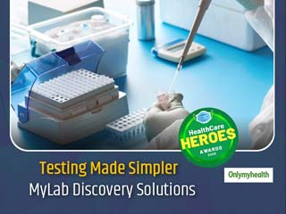 HealthCare Heroes Awards 2020: MyLab's PathoDetect is India's First Govt Approved COVID19 Test Kit