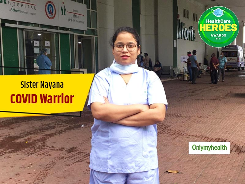 Healthcare Heroes Awards 2020: Sister Nayana Is A Frontline COVID-19 Warrior