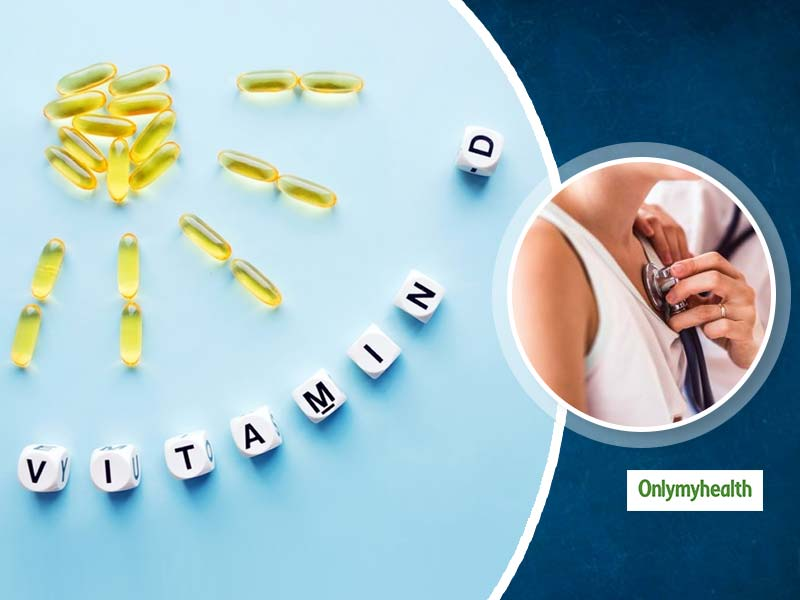 You Can Know Potential Future Health Risks With Vitamin D Levels In Your Body: Study