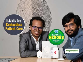 HealthCare Heroes Awards 2020: Turtle Shell Technologies' To Establish Contactless Patient Care