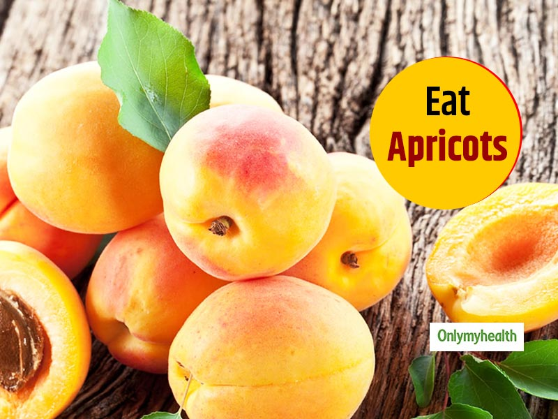 Apricots Are In Season, You Shouldn't Miss Eating Them As They Offer These Many Benefits