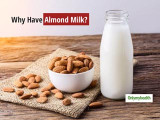 Check Out The Health Benefits, Uses And Recipe Of Homemade Almond Milk