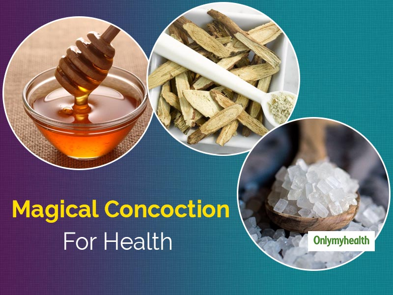 Licorice, Honey and Rock Sugar Is A Great Combination For Health Woes, Read Their Benefits