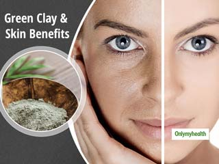 Green Clay Is A Boon For Beauty, Make DIY Green Clay Masks To Treat You Skin