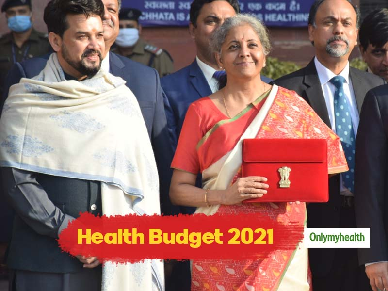 Budget 2021: Focusing On Health, Finance Minister Allocates 137% Hike In Health Budget
