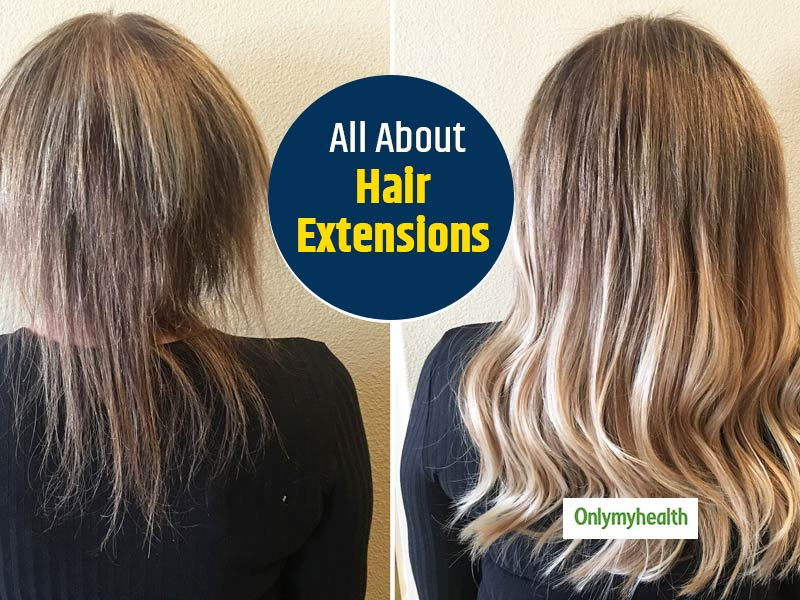 Everything About Hair Extensions, Their Types, Pros and Cons