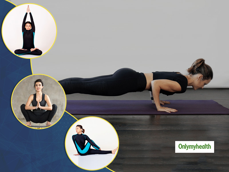 Want To Get A Perfect Body Shape? Here Are Some Yoga Postures To Look For