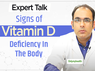Expert Explains The Various Signs of Vitamin D Deficiency In The Body