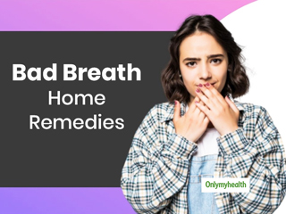 Bad Breath? Get Rid Of It With These Easy And Useful Home Remedies