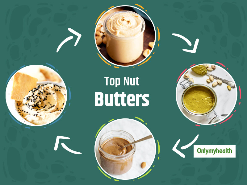 Looking For Regular Butter Alternatives? Here Are Top Nut Butters That You Can Get