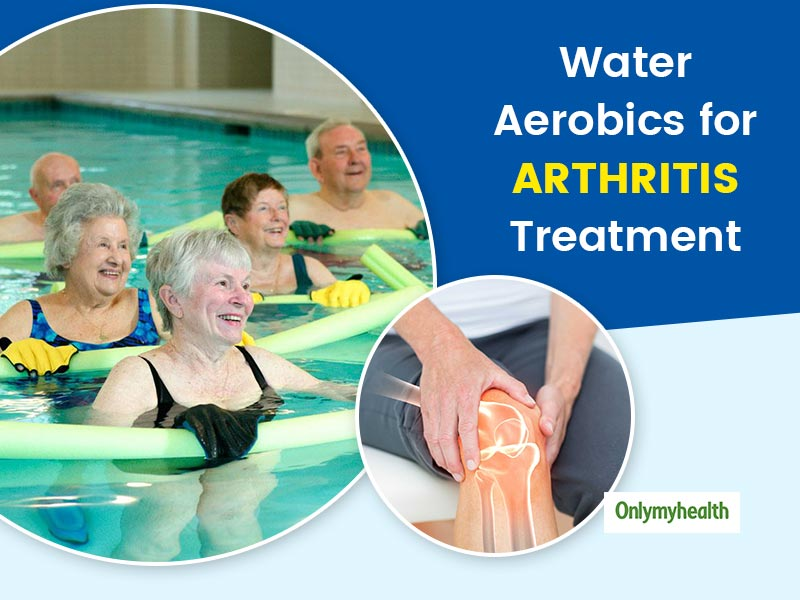 Unable to Bear Painful Joints? Try Out These Water Aerobic Exercises for Arthritis
