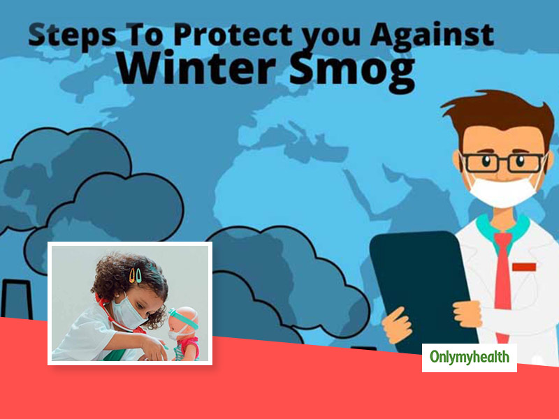 Here Are 6 Precautions To Protect Your Children From The Smog