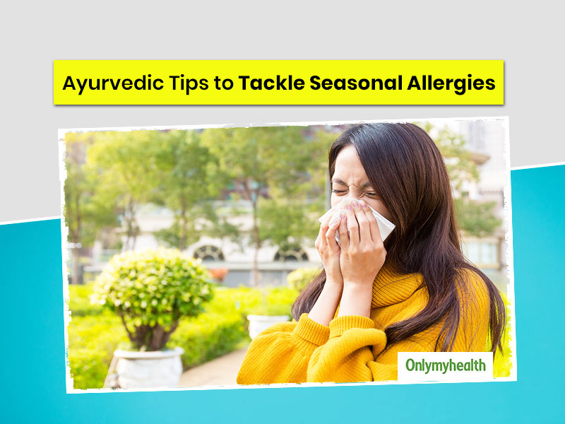 Beat Seasonal Allergies With Ayurveda