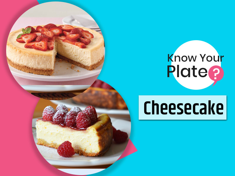 Know Your Plate: Nutrition Expert Shares Calorie Count In 1 Slice Of Cheesecake