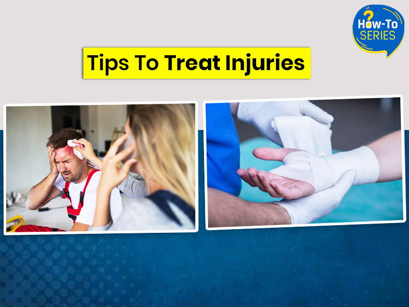 How To Deal With Injuries? Note These Steps To Be Taken When Injured
