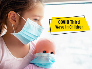 Third Wave of COVID Is Dangerous For Children: Advisory By Doctor To Prevent Rising Infection In Kids