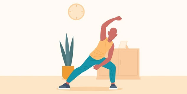 To manage cholesterol level, you must exercise regularly