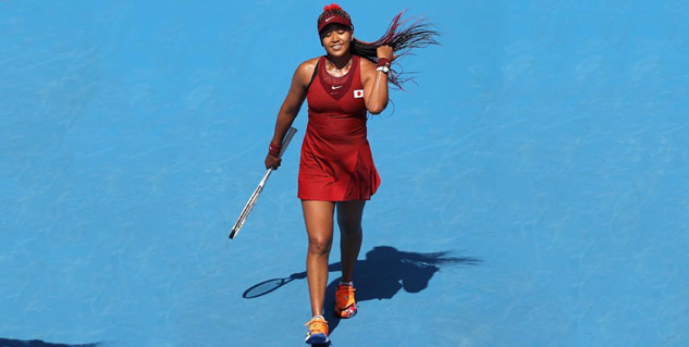 Tennis star Naomi Osaka has spoken about mental health