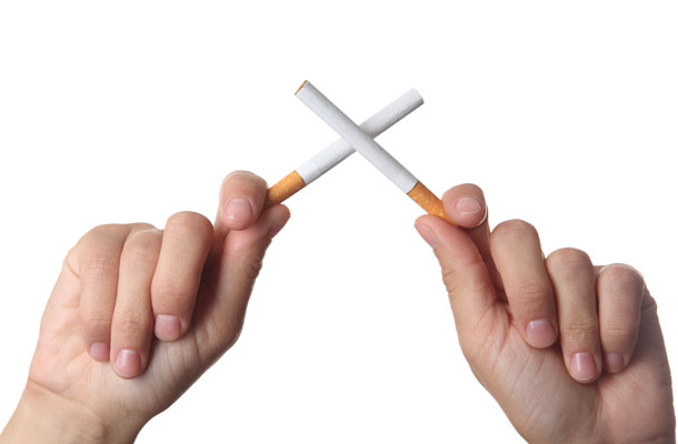 Say this: I am a non-smoker